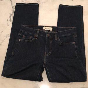 NWOT Gap crop jeans